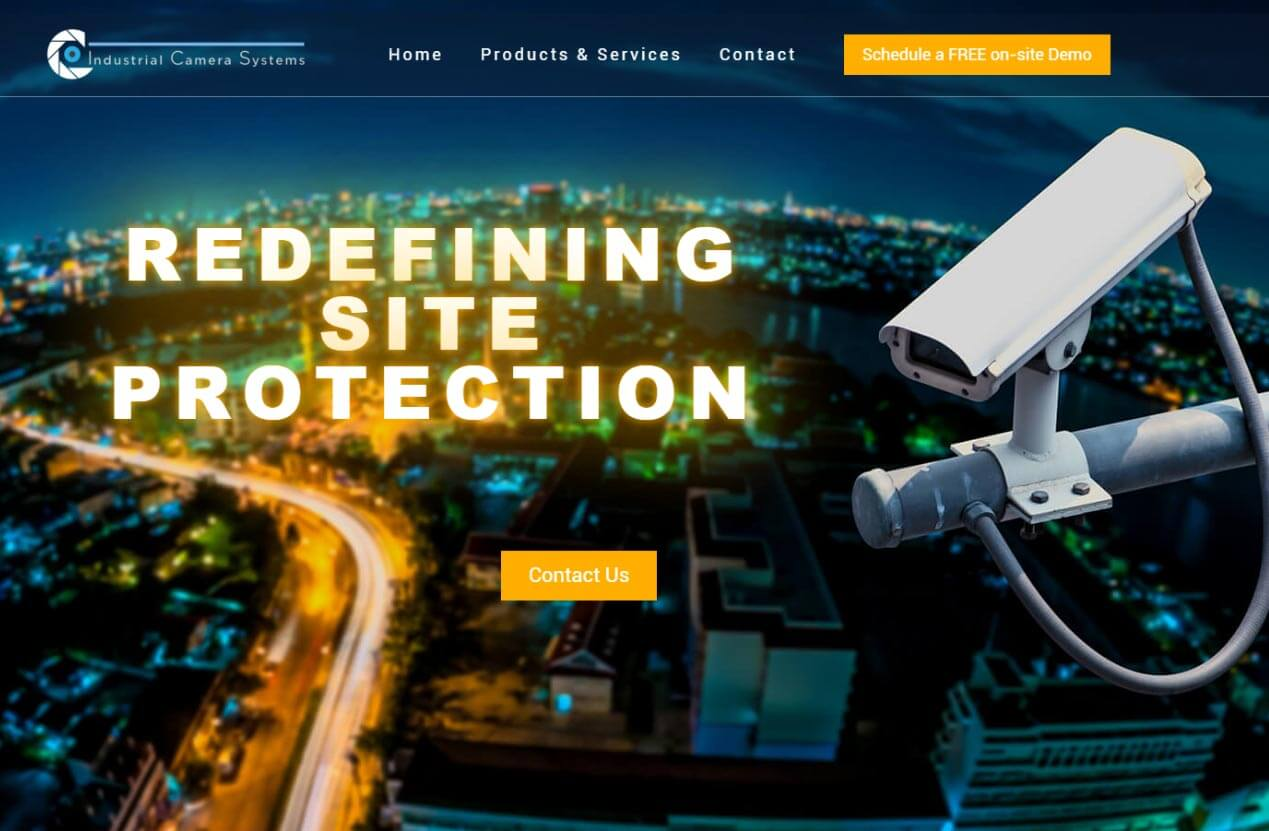 Security Client Spotlight: Industrial Camera Systems