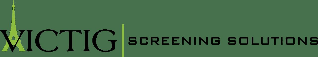 victig screening solutions logo retina
