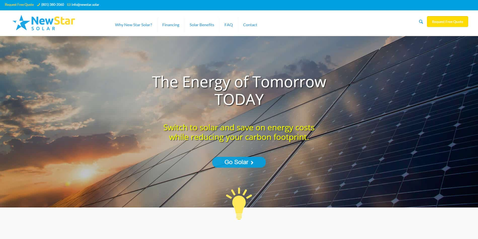 Energy Client Spotlight: New Star Solar