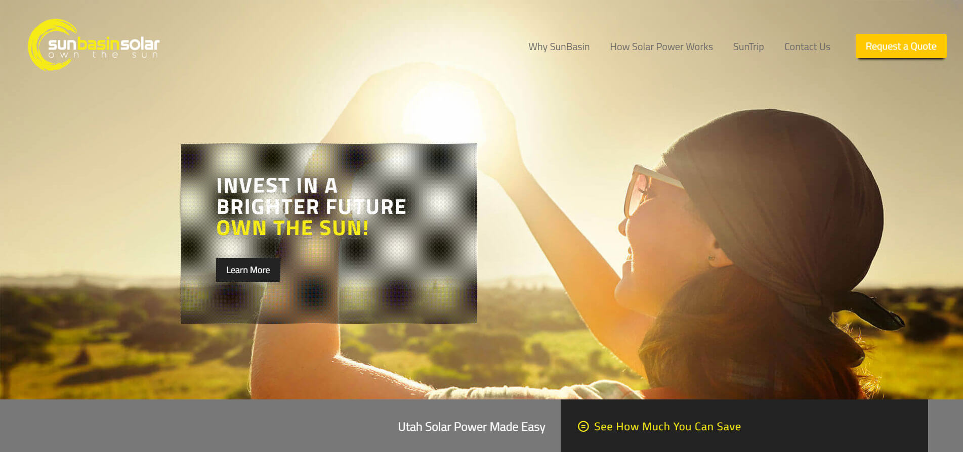 Client Spotlight: SunBasin Solar Marketing Plan