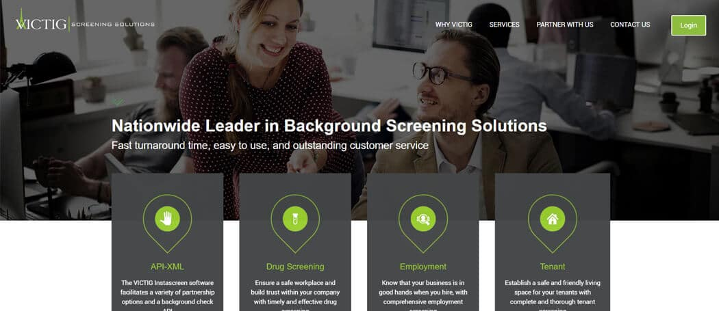 Client Spotlight: VICTIG Background Screening