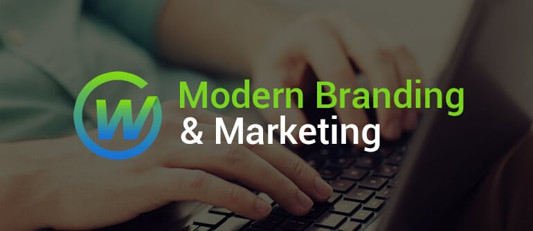 modern branding and marketing