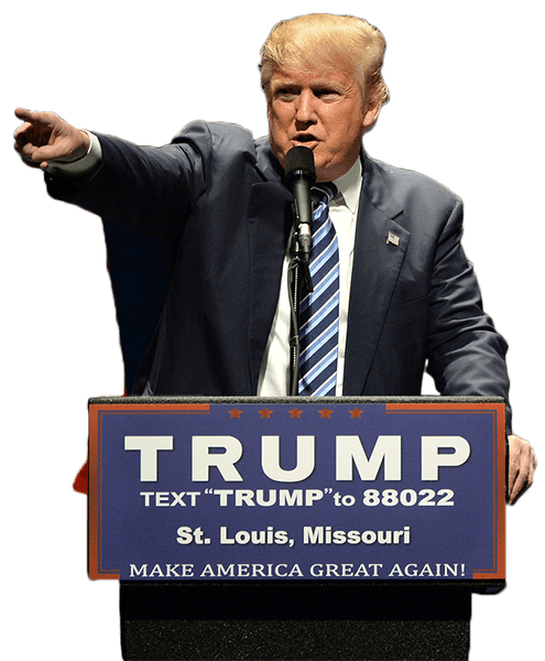 online marketing election donald trump