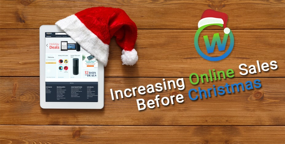 Increasing Online Sales Before Christmas