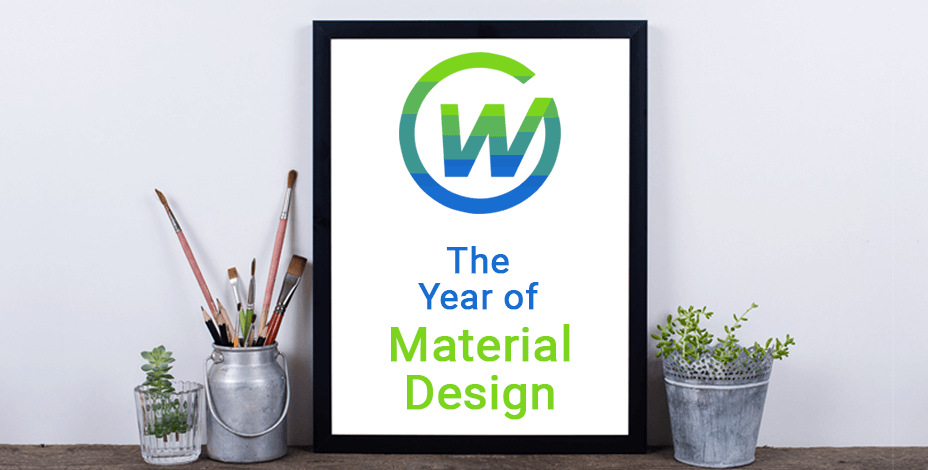 2017: The Year of Materialistic Web Design
