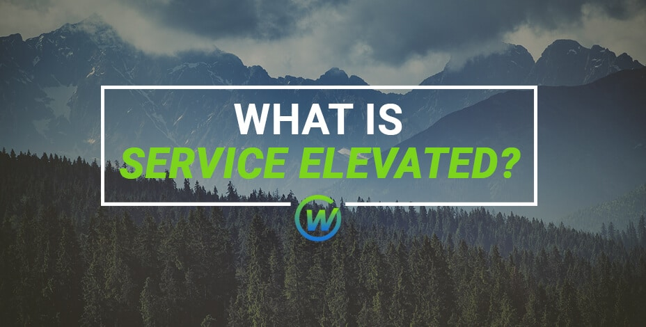 What is Service Elevated?