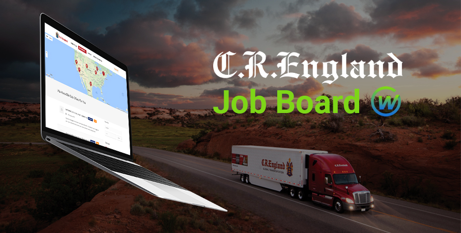 Client Spotlight: C.R. England's Job Board