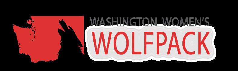 washington womens wolfpack logo