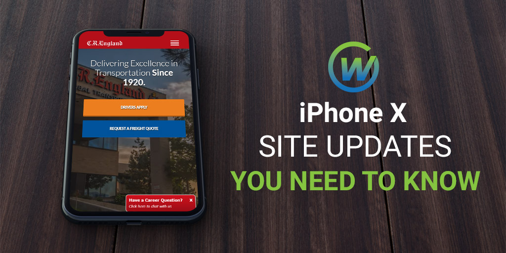 Website Updates You Need to Know for iPhone 10