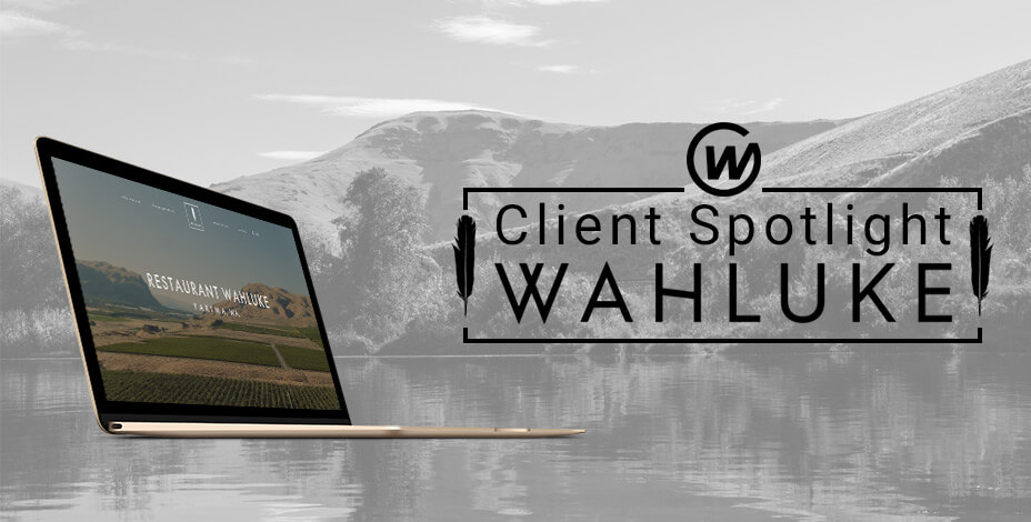 Webaholics Client Spotlight Wahluke Kitchen
