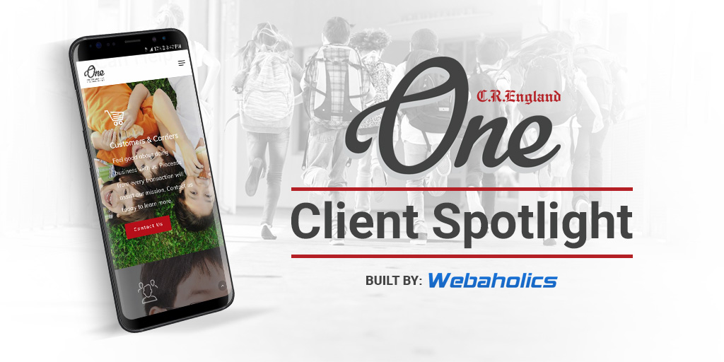 Webaholics Client Spotlight One Campaign Cover Photo