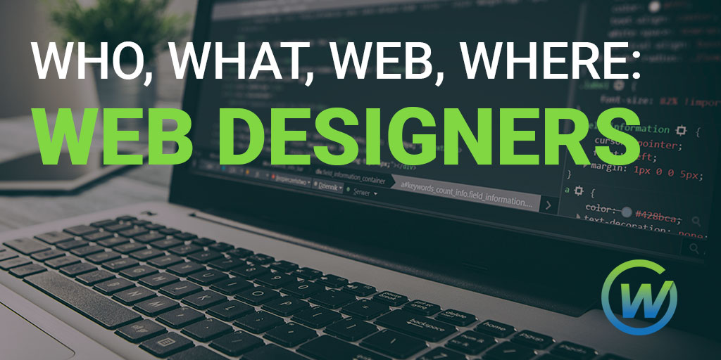 Who, What, Web, Where: Web Designers