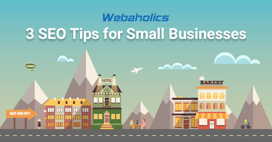 3 Simple SEO Tips for Small Businesses