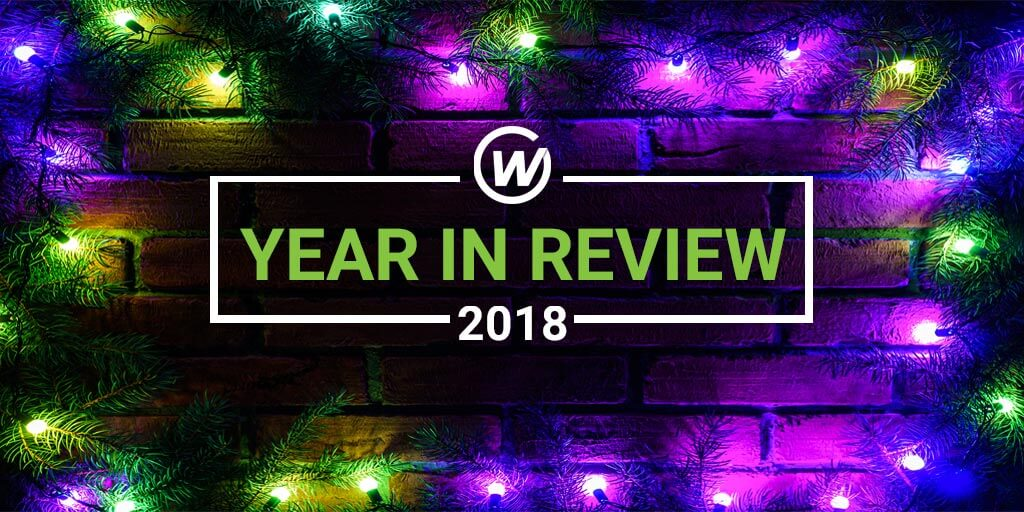 Happy Holidays! Webaholics 2018: Year in Review