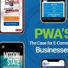Progressive Web App E-commerce Webaholics Header Image